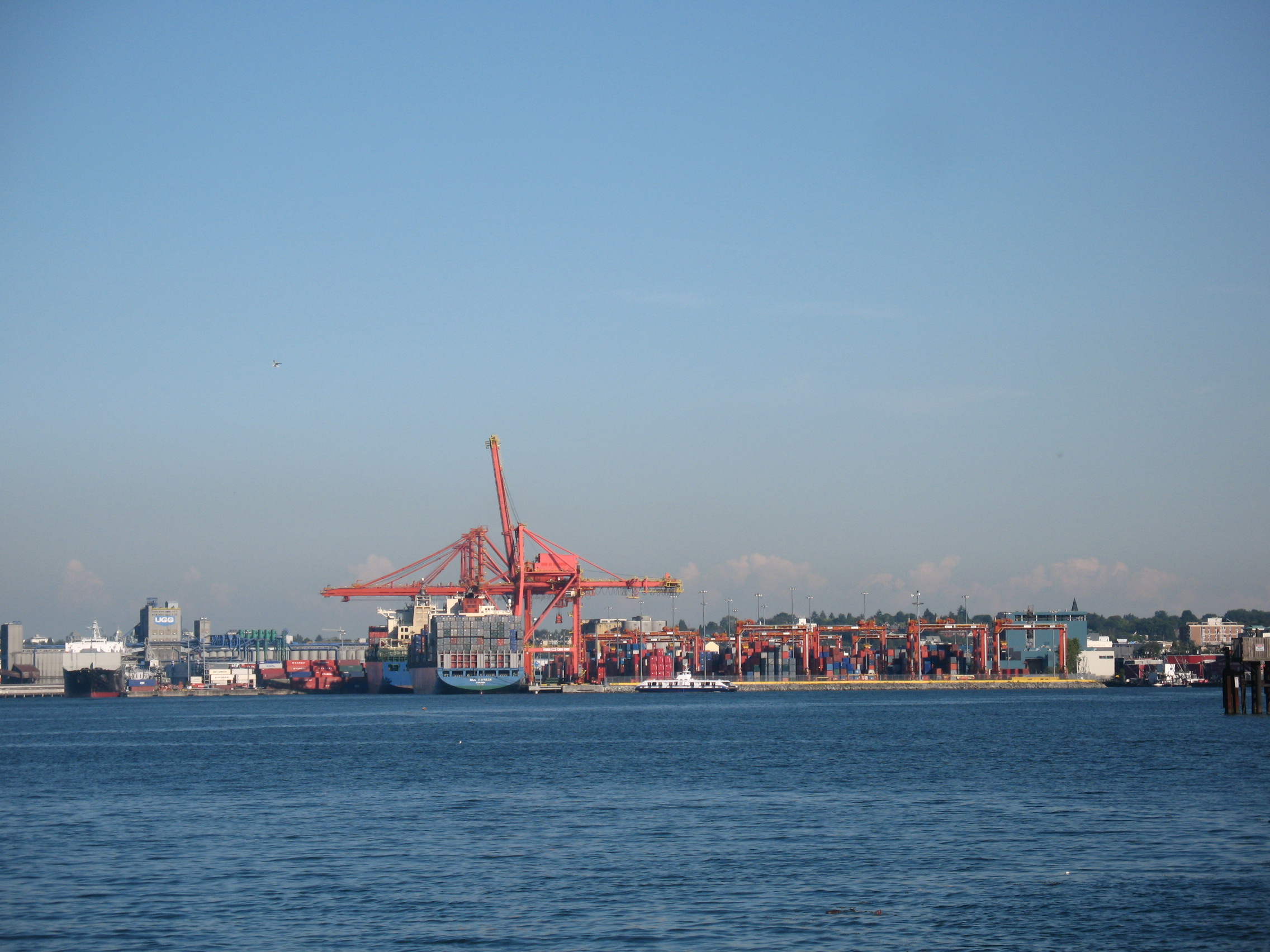 Limited & Target Job Action In Vancouver Ports