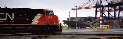 CN Rail Back In Service W Of Hope, BC