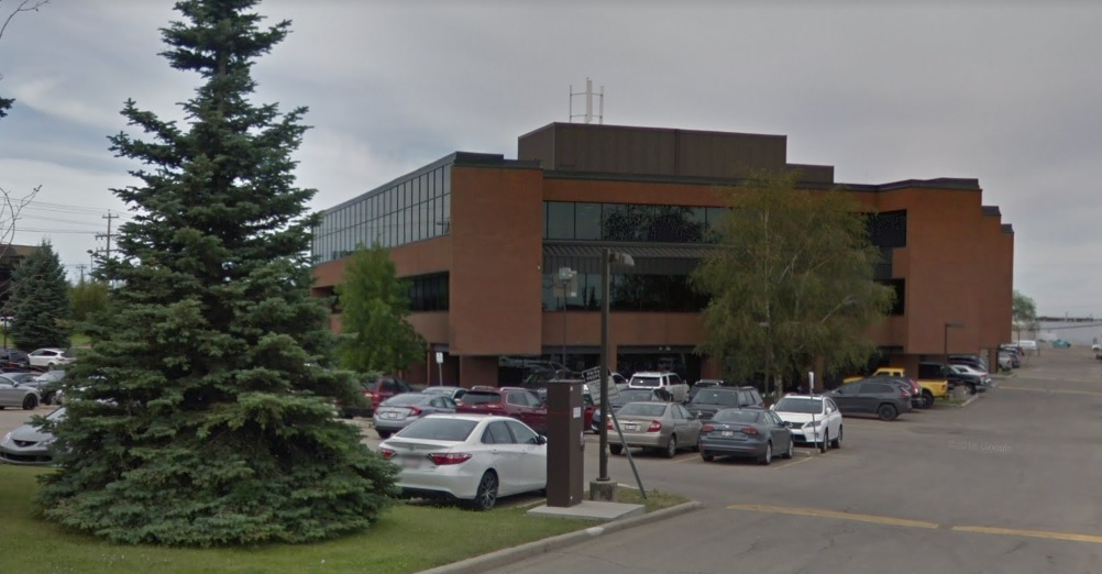 WWCB Edmonton office and warehouse location